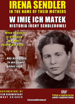 DVD Irena Sendler - In The Name Of Their Mothers